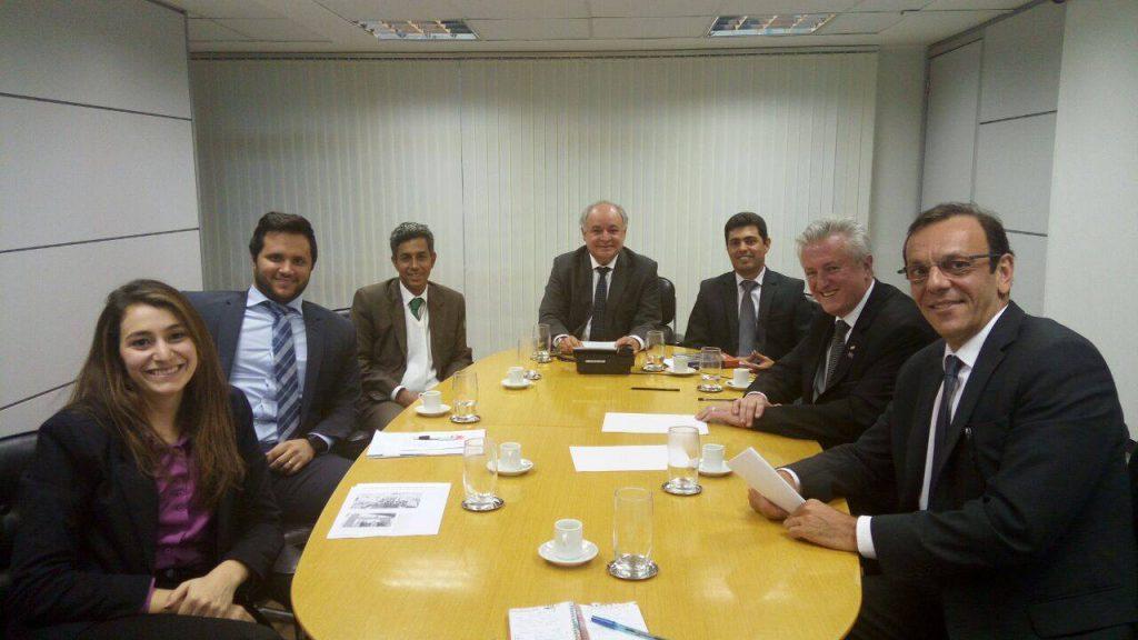 ANCert se reúne com o ITI e demais entidades do setor para debates sobre o futuro da ICP-Brasil