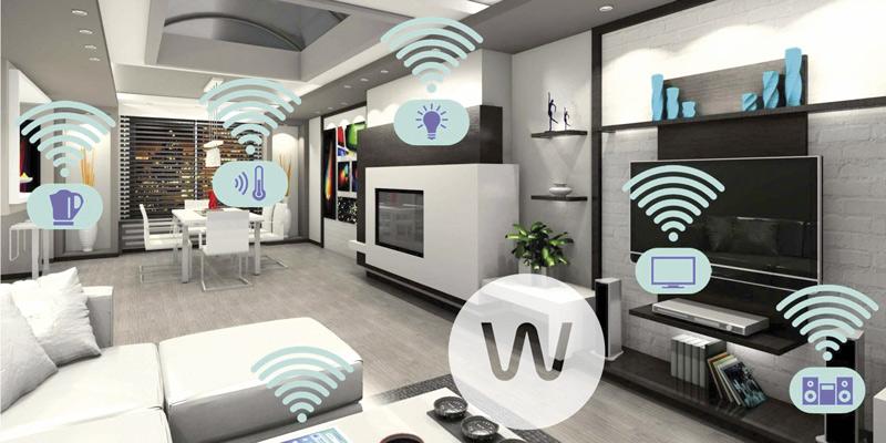 Você já pensou em ter uma casa inteligente e segura?