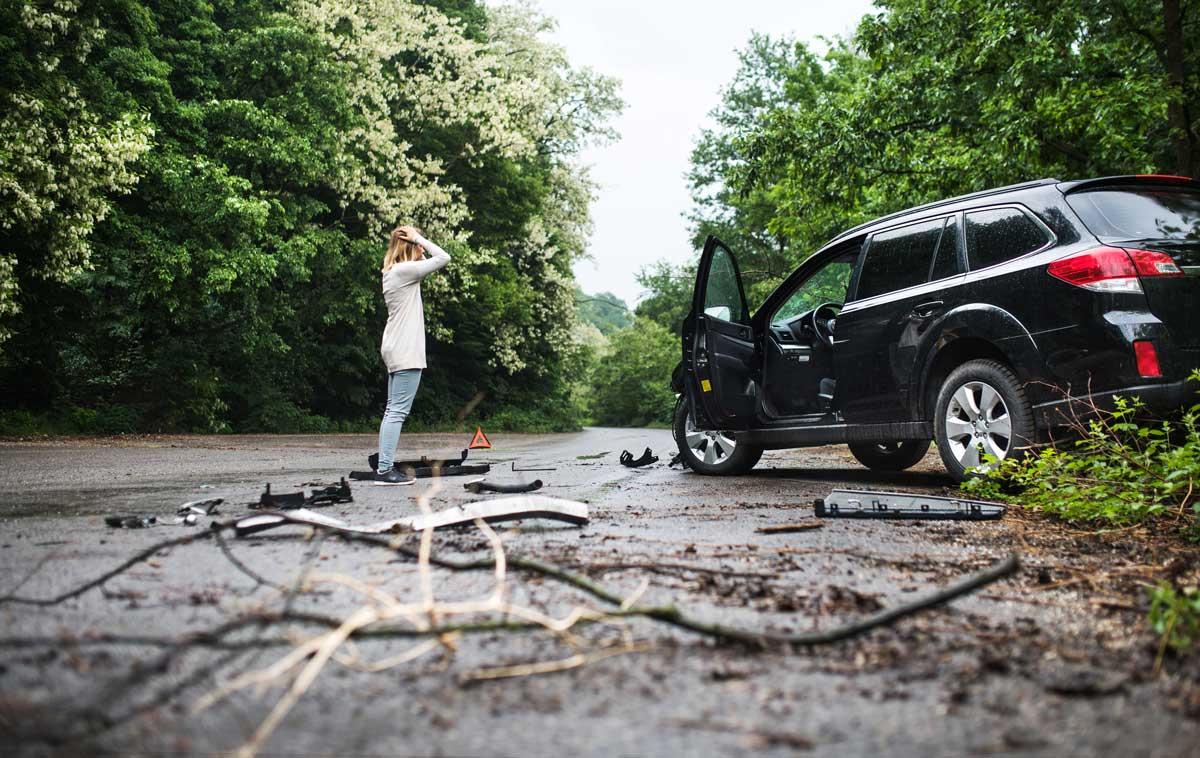 O seguro do seu carro cobre danos por fenômenos da natureza?